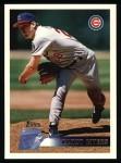 1996 Topps #198  Randy Myers  Front Thumbnail