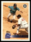 1996 Topps #304  Joey Cora  Front Thumbnail