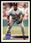 1996 Topps #393  Cecil Fielder  Front Thumbnail