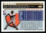 1996 Topps #414  Ken Hill  Back Thumbnail