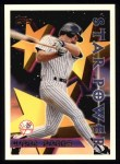 1996 Topps #225   -  Wade Boggs Star Power Front Thumbnail