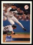1996 Topps #361  Randy Velarde  Front Thumbnail