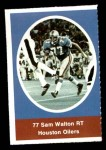 1972 Sunoco Stamps  Sam Walton  Front Thumbnail