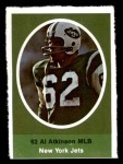 1972 Sunoco Stamps  Al Atkinson  Front Thumbnail