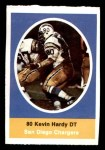 1972 Sunoco Stamps  Kevin Hardy  Front Thumbnail