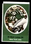 1972 Sunoco Stamps  Mark Lomas  Front Thumbnail