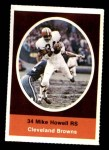 1972 Sunoco Stamps  Mike Howell  Front Thumbnail