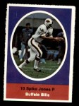 1972 Sunoco Stamps  Spike Jones  Front Thumbnail