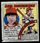 1979 Topps Comics #3  Carl Yastrzemski  Front Thumbnail