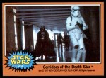 1977 Topps Star Wars #272   Corridors of the Death Star Front Thumbnail
