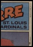 1972 Topps #566   -  Reggie Smith In Action Back Thumbnail