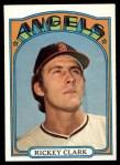 1972 Topps #462  Rickey Clark  Front Thumbnail