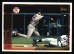 1997 Topps #394  Wil Cordero  Front Thumbnail
