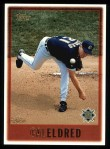 1997 Topps #424  Cal Eldred  Front Thumbnail