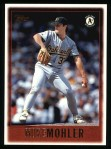 1997 Topps #19  Mike Moer  Front Thumbnail