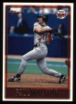 1997 Topps #138  Paul Molitor  Front Thumbnail