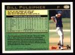 1997 Topps #408  Bill Pulsipher  Back Thumbnail