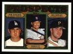 1997 Topps #489  Paul Konerko / Derrek Lee / Ron Wright  Front Thumbnail