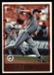 1997 Topps #23  Mike Timlin  Front Thumbnail
