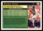 1997 Topps #79  Robb Nen  Back Thumbnail