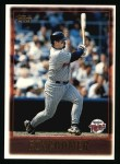 1997 Topps #186  Ron Coomer  Front Thumbnail