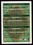 1997 Topps #489   -  Paul Konerko / Derrek Lee / Ron Wright Prospects Back Thumbnail