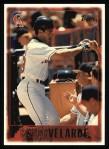 1997 Topps #185  Randy Velarde  Front Thumbnail