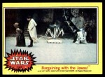 1977 Topps Star Wars #147   Bargaining with the Jawas Front Thumbnail