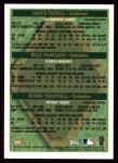 1997 Topps #206  Bubba Trammell  Back Thumbnail