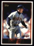 1997 Topps #281  Pat Meares  Front Thumbnail