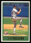 1997 Topps #335  Jeff Fassero  Front Thumbnail