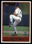 1997 Topps #422  Tim Belcher  Front Thumbnail