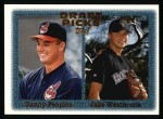 1997 Topps #478  Danny Peoples / Jake Westbrook  Front Thumbnail