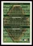 1997 Topps #205  Ben Davis / Kevin Brown / Bobby Estalella  Back Thumbnail
