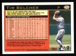 1997 Topps #422  Tim Belcher  Back Thumbnail