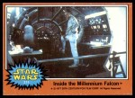1977 Topps Star Wars #315   Inside the Millenium Falcon Front Thumbnail