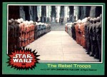 1977 Topps Star Wars #209   The Rebel Troops Front Thumbnail
