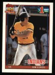 1991 Topps #103  Tim Costo  Front Thumbnail