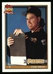 1991 Topps #441  Zane Smith  Front Thumbnail