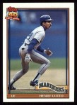 1991 Topps #634  Henry Cotto  Front Thumbnail