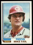 1982 Topps #194  Mike Vail  Front Thumbnail