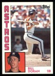 1984 Topps #198  Billy Doran  Front Thumbnail