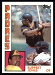 1984 Topps #327  Ruppert Jones  Front Thumbnail