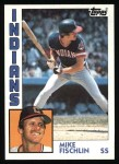 1984 Topps #689  Mike Fischlin  Front Thumbnail