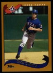 2002 Topps #54  Chad Curtis  Front Thumbnail