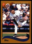2002 Topps #77  Kevin Appier  Front Thumbnail