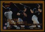 2002 Topps #346   -  Sammy Sosa / Todd Helton / Luis Gonzalez NL RBI Leaders Front Thumbnail