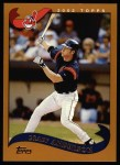 2002 Topps #471  Brady Anderson  Front Thumbnail