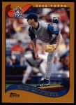 2002 Topps #483  Chris Carpenter  Front Thumbnail