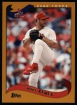 2002 Topps #621  Andy Benes  Front Thumbnail